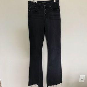Zara Skinny Flare Jeans